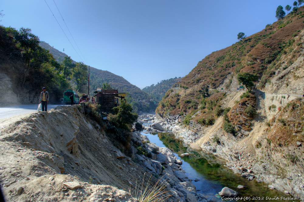 Drive from Nainital to Kausani